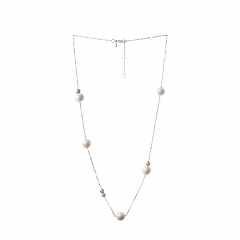 Alisio Edison Pearl Rope Necklace