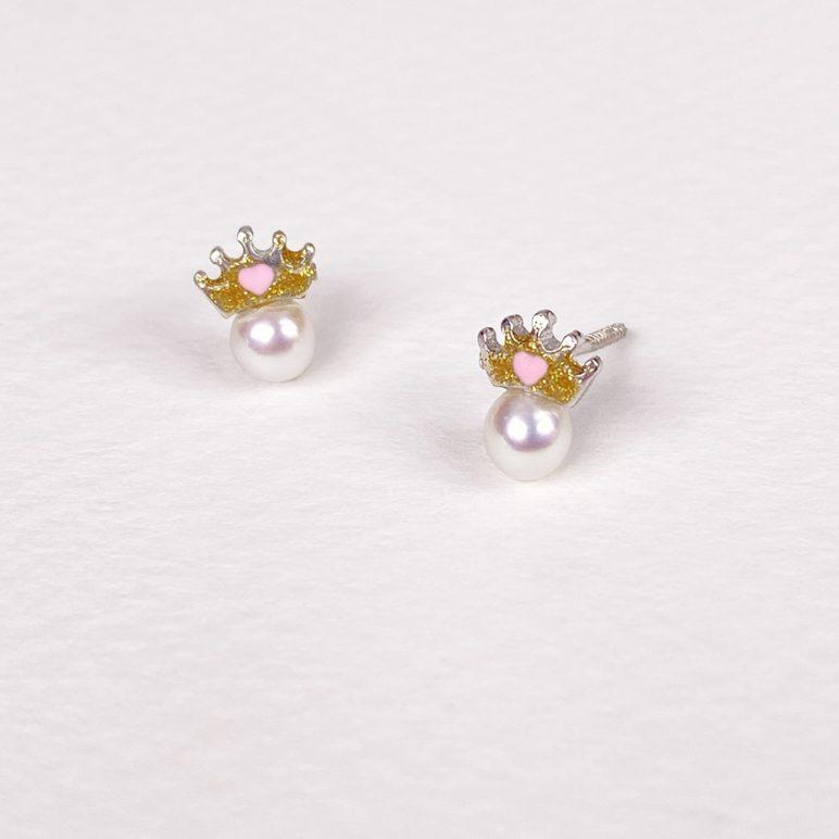 Children's Silver Earrings