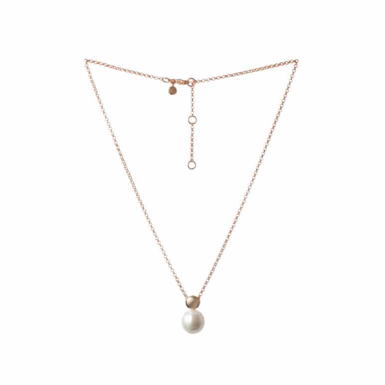 Alisio Edison Pearl Necklace