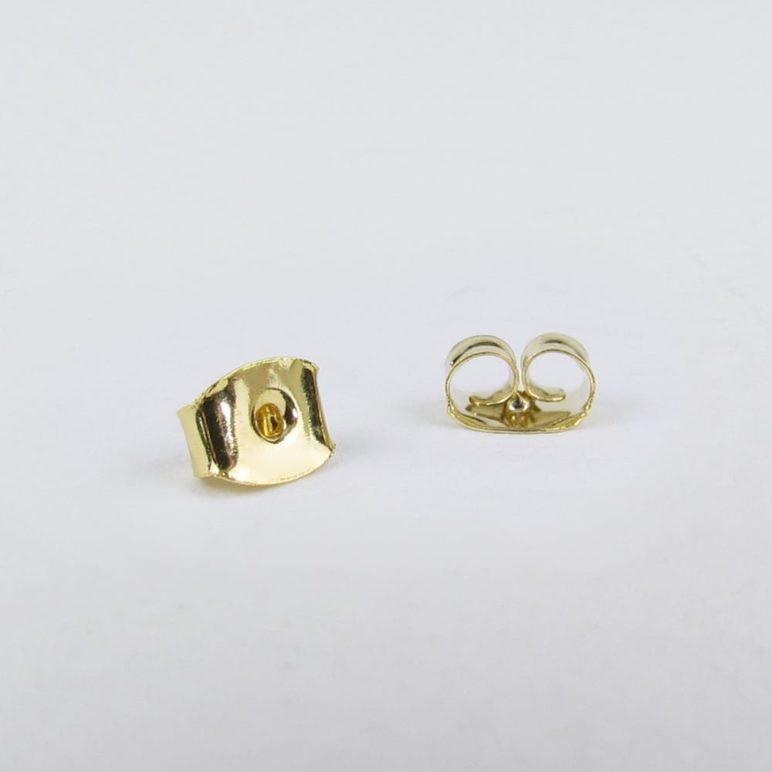 Desire 9ct Gold Pearl Earrings