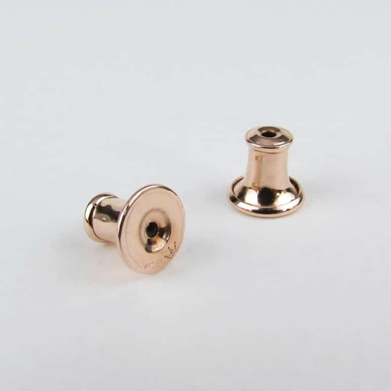 Cala Pearl Earrings With Enhancer