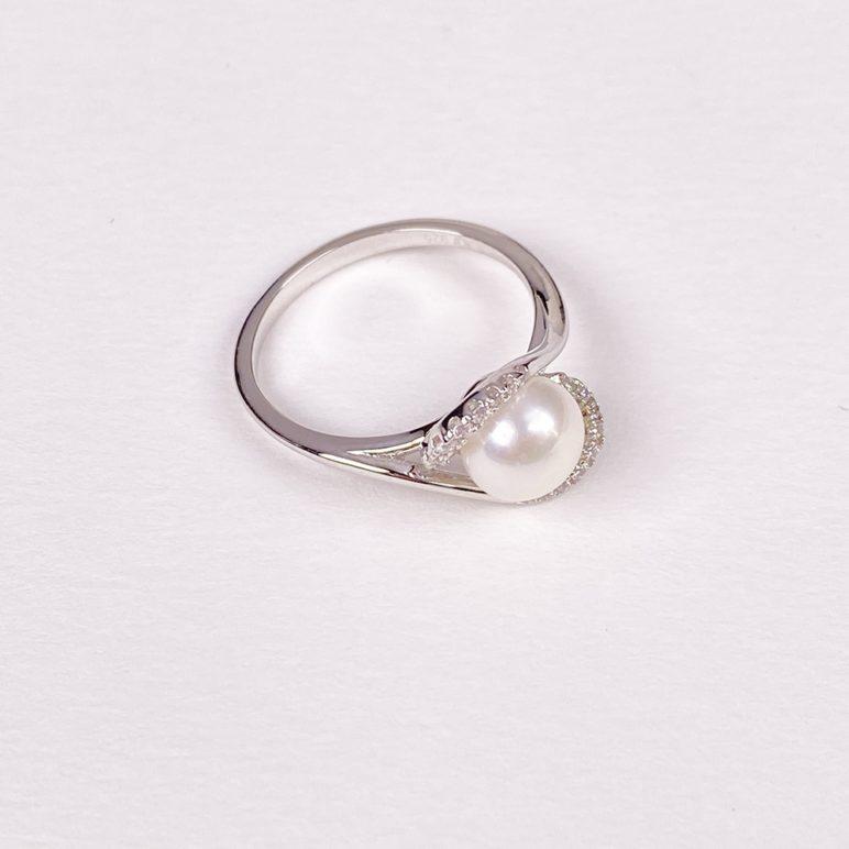 Esencia Pearl Ring