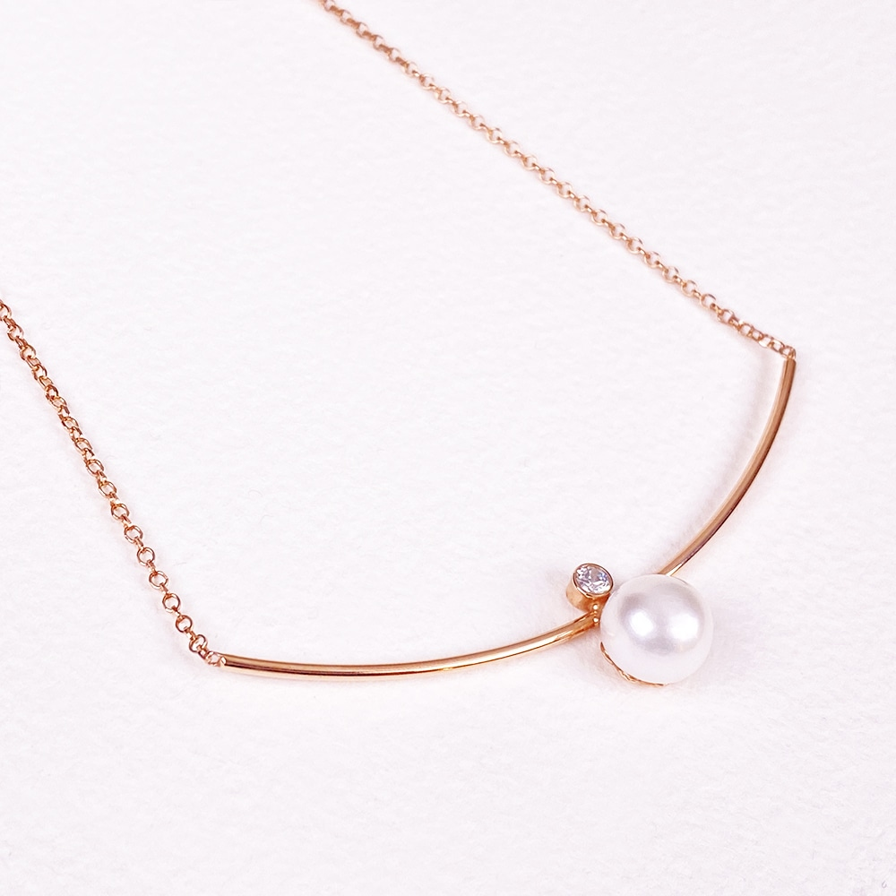 Reef Pearl Necklace