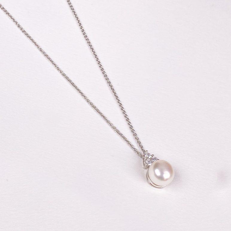 Soiree Pearl Pendant
