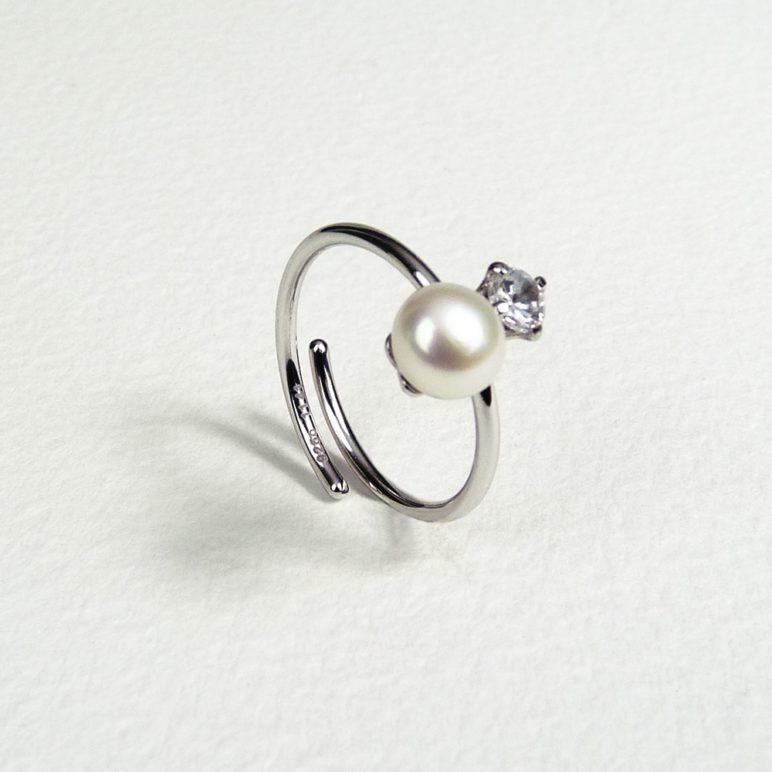 Reef Pearl Ring