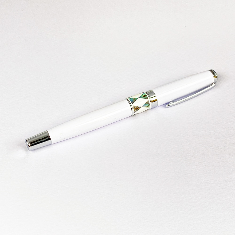 Mother of Pearl Roller Pen