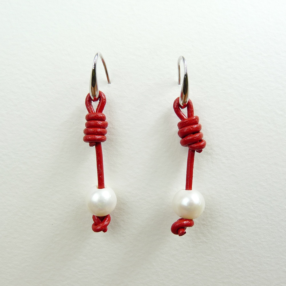 Calima Pearl Earrings