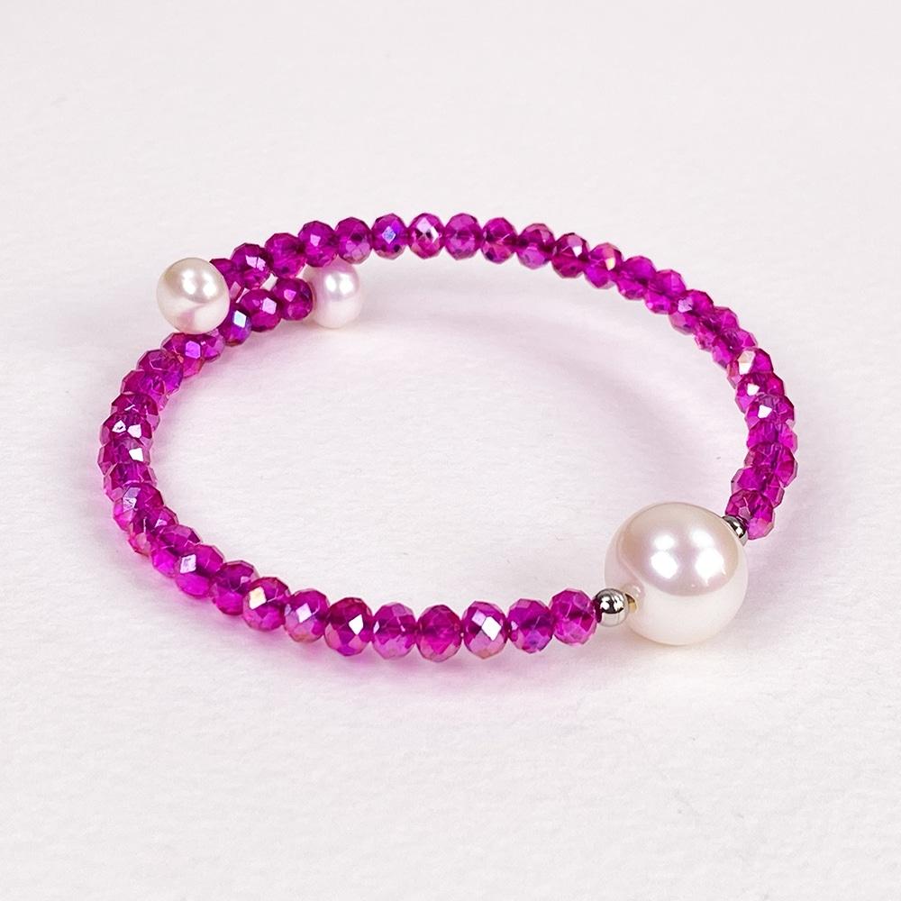 Lollipop Bahia Crystal Bracelet