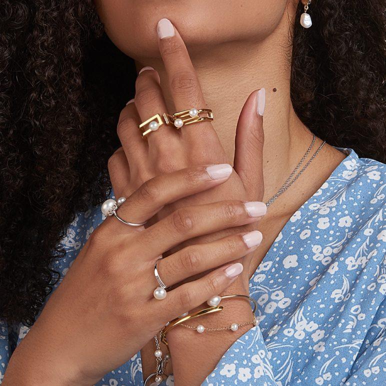 Cala Pearl Ring