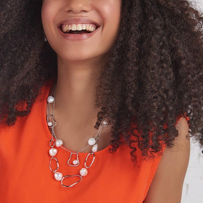 Faro Pearl Necklace